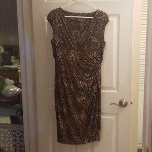 Ralph Lauren cocktail dress size 14